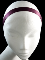 Purple Cloth Headband